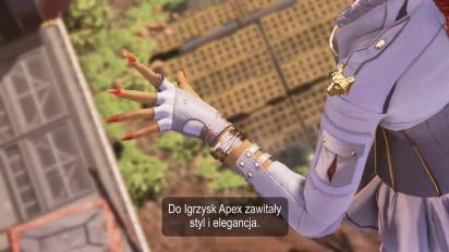 Poznajcie Lobę - zwiastun postaci Apex Legends