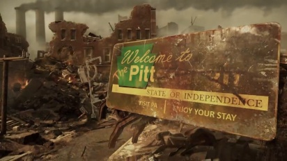 Fallout 76 - Expeditions & Pit Teaser