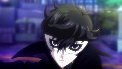 Persona 5 Scramble: The Phantom Strikers - Japanese Trailer #1