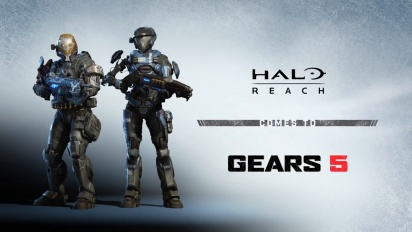 Gears 5 - Halo: Reach Character Pack