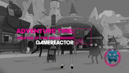 Livestream replay - Adventure Time: Pirates of the Enchiridion