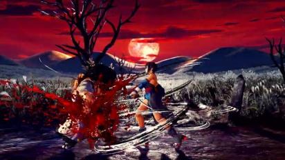 Samurai Shodown - Stadia Gamescom Trailer