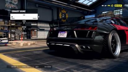 Need for Speed Heat - Gamescom Gameplay Trailer