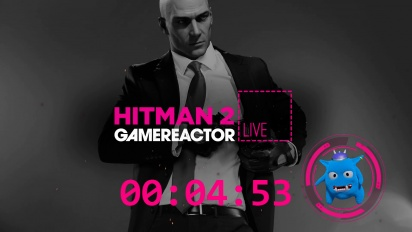 Hitman 2 - Livestream Replay