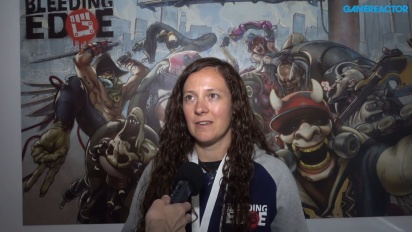 Bleeding Edge - E3 Interview