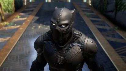 Marvel's Avengers - Black Panther Expansion: War for Wakanda Cinematic Trailer