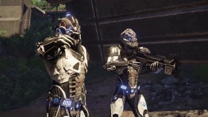 ELEX - Albs Faction Gameplay Trailer