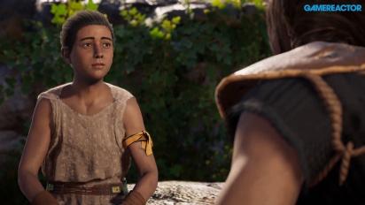 Gameplay z Assassin's Creed Odyssey - Phoibe i Gorączka Krwi