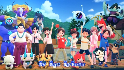 Yo-kai Watch 4 Opening Movie ~ Switch