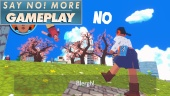 Say No! More - Gameplay