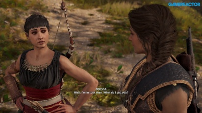 Gameplay z Assassin's Creed Odyssey - Odessa
