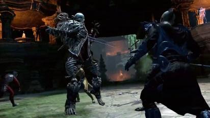 The Elder Scrolls Online: Elsweyr - Stadia Gamescom Trailer