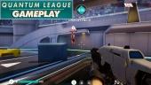 Quantum League - Gameplay