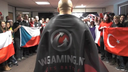 Wargaming EU Wishes You All Happy Holidays